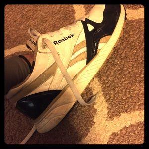Reebok retro leather sneakers